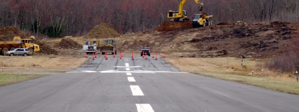 Phase 2 Runway Repaving!